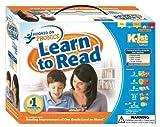 Hooked on Phonics: Learn to Read K-1st Grade Full Kit
