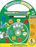 Hooked on Phonics: Learn ABC's Everywhere Wipe-off Board Book with DVD (Hooked on Phonics)