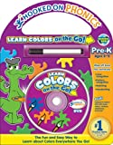 Hooked on Phonics: Learn Colors On the Go Wipe-off Board Book with DVD (Ooked on Phonics)