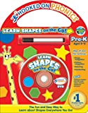 Hooked on Phonics: Learn Shapes On the Go Wipe-off Board Book with DVD