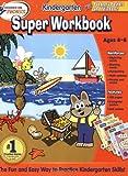 Hooked On Phonics.: Hooked on Phonics Kindergarten Super Workbook