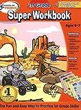 Hooked On Phonics.: Hooked on Phonics 1st Grade Super Workbook