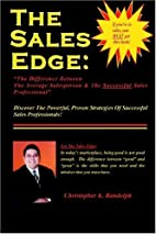 THE SALES EDGE: The Difference Between The…