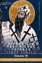 Nicene and Post-Nicene Fathers, First…