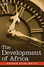 The development of Africa: A study in…