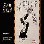 Zen Mind 2010 Wall Calendar: Zenga Paintings…