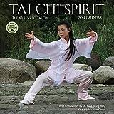Jwing-Ming Yang: Tai Chi Spirit 2014 Wall Calendar
