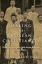 The making of Korean Christianity :…