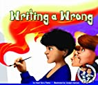 Writing a Wrong (The Adventures of Marshall…