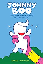 Johnny Boo Book 1: The Best Little Ghost In…