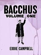 Bacchus Omnibus Edition Volume 1 (Bacchus…