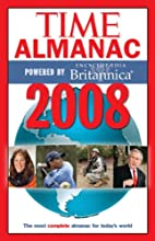 Time Almanac 2008 by Editors of Time…