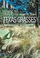 Guide to Texas Grasses (AgriLife Research…