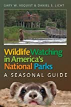 Wildlife Watching in America's National…