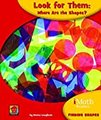 Look for Them: Where Are the Shapes? (iMath…
