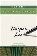 Bloom's How to Write About Harper Lee…
