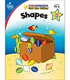 Shapes, Grades PK - K (Home Workbooks) by…