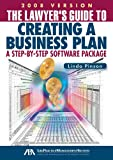 Pinson, Linda: The Lawyer's Guide to Creating a Business Plan: A Step-by-Step Software Package
