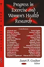 Progress in Exercise and Women's Health…