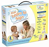 Hooked on Phonics: Hooked on Baby Learn to Sign Deluxe