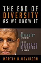 The End of Diversity As We Know It: Why…