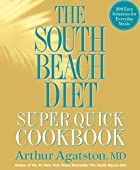 The South Beach Diet Super Quick Cookbook:…