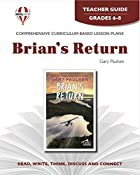 Brian's Return - Teacher Guide by Novel…