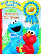 Sesame Street Monsters Can Share Sound Book…