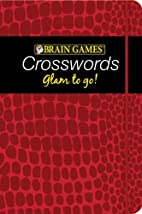 Brain Games Glam to Go! Crossword Puzzles…