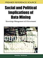 Social and Political Implications of Data…