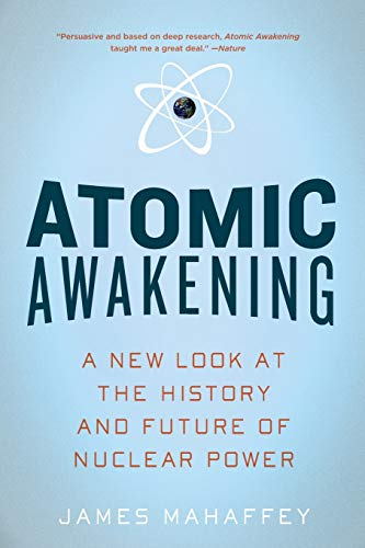 Cover of Atomic Awakening by James Mahaffey