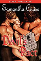 Devil's Pact by Samantha Cruise