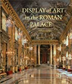 Display of art in the Roman palace,…