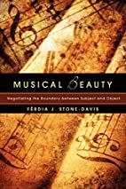 Musical beauty : negotiating the boundary…