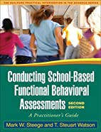 Conducting School-Based Functional…