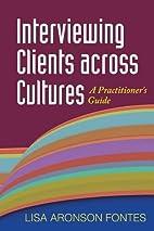 Interviewing Clients across Cultures: A…