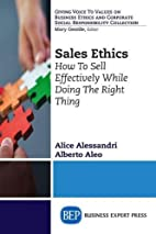 Sales Ethics (Giving Voice to Values on…