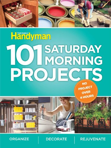 101-saturday-morning-projects-organize-decorate-rejuvenate-no-project-over-4-hours
