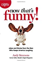 Now That's Funny!: Jokes and Stories…