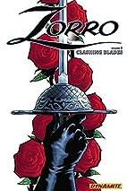 Zorro Volume Two: Clashing Blades by Matt…