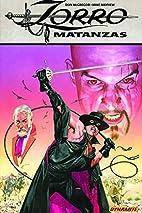 Zorro: Matanzas by Don McGregor