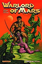 Warlord of Mars Volume 2 TP by Arvid Nelson