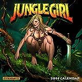 Cho, Frank: Jungle Girl 2014 Wall Calendar