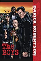 The Art of The Boys: The Complete Covers by…