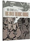 Tardi, Jacques: Fog Over Tolbiac Bridge: A Nestor Burma Mystery