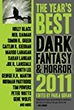 Neil Gaiman: The Year's Best Dark Fantasy & Horror, 2011 Edition