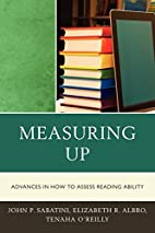 Measuring Up: Advances in How We Assess…