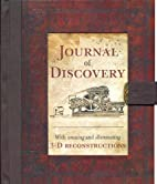 Journal of Discovery by Peter Riley