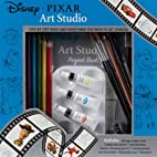 Disney-Pixar Art Studio: Step by Step Book…