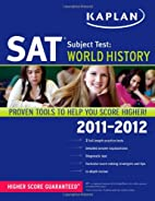 Kaplan SAT Subject Test World History…